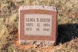 Alma Bell <i>Wyndham</i> Hoyer