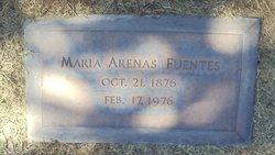 Maria <i>Arenas</i> Fuentes