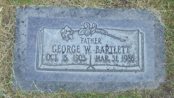 George W. Bartlett