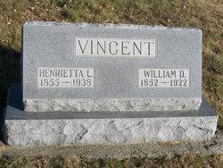 William Davis Vincent