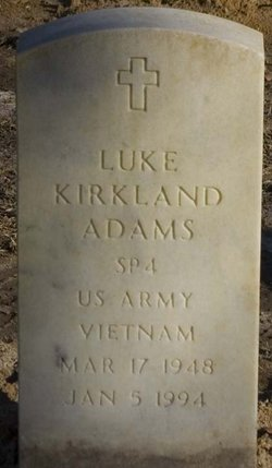 Luke Kirkland Adams