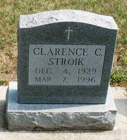 Clarence Clifford Stroik