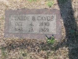 Claude Brockman Cayce