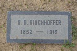Richard Beresford Kirchhoffer