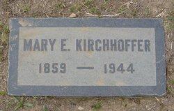 Mary Elizabeth <i>Young</i> Kirchhoffer