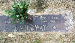 Mrs Jessie Lee <i>McIllwain</i> Galloway