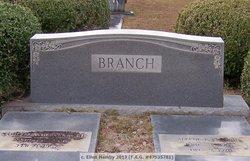 Allene E Branch