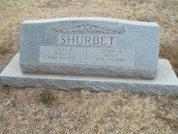 John H Shurbet