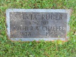 Sylvia <i>Ruger</i> Chaffee
