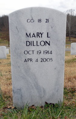 Mary L Dillon