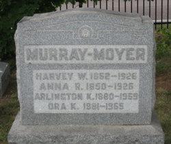 Anna R. <i>Beecher</i> Murray