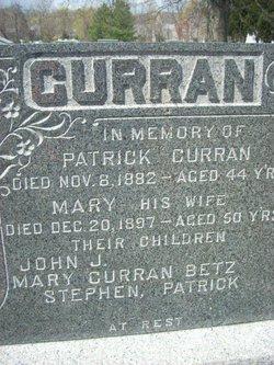 Mary Ellen <i>Curran</i> Betz
