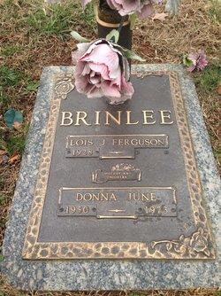 Donna June Brinlee