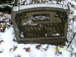 Susan <i>Pickering</i> Abels