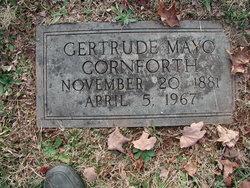Gertrude <i>Mayo</i> Cornforth