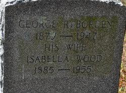 Isabella <i>Wood</i> Borden