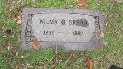 Wilma Spear