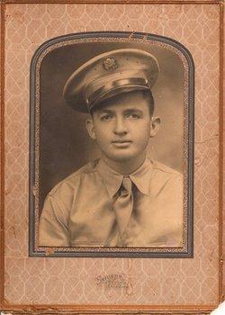 Sgt Samuel Garner Sam Nutt