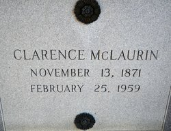 Clarence McLaurin