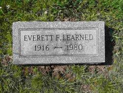Everett F Learned