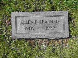 Ellen P Learned