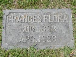 Frances Elizabeth <i>Flora</i> Boggess