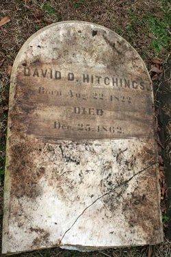 David Davis Hitchings, Sr