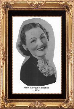 Juliet Lydia <i>Harrigill</i> Campbell