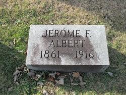Jerome Foster Albert