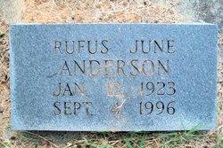 Rufus June Anderson