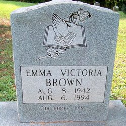 Emma Victoria Brown