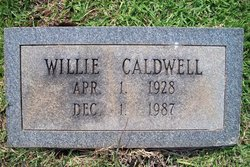 Willie Caldwell