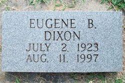 Eugene B Dixon