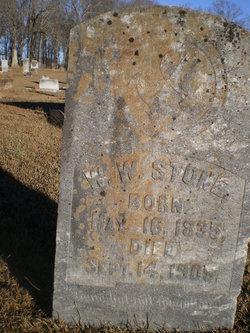 W. W. Stone