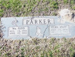 Velma Adams Parker