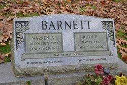 Ruth Robinson Barnett