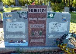 George Wilson Horton