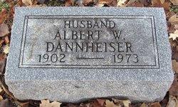 Albert Williamson Dannheiser