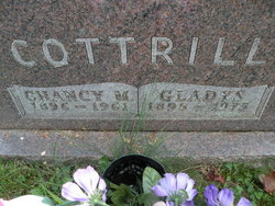 Gladys M <i>Ward</i> Cottrill