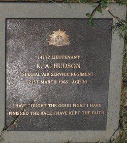 Lieut Kenneth Ambrose Rock Hudson