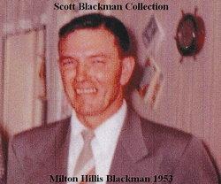 Milton Hillis Blackman