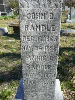 Annie G Randle