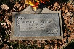 Jerry Hershel Carroll