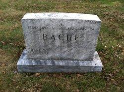 Irene M Bache