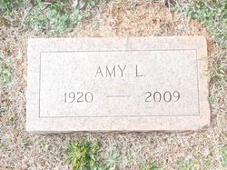 Amy Louise <i>Livingston</i> Anderson