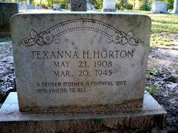 Texanna <i>Hale</i> Horton