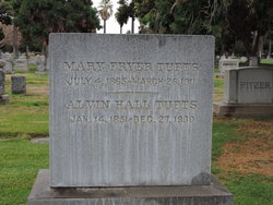 Alvin Hall Tufts