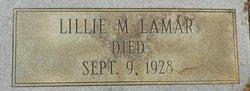 Lillie M. Lamar