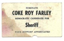 Roy Coke Farley