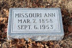 Missouri Anne Dink <i>Archer</i> Powell